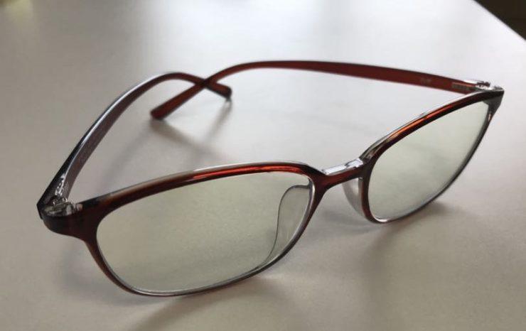 Zoff - ブルーライトカットメガネ